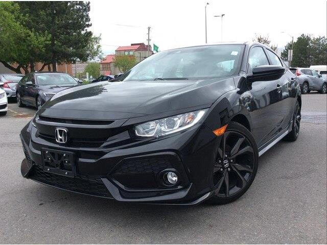 2019 Honda Civic Sport (Stk: 19-0226) in Ottawa - Image 1 of 15