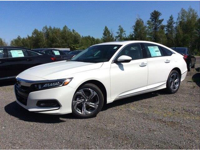 2019 Honda Accord EX-L 1.5T (Stk: 19-0492) in Ottawa - Image 1 of 8