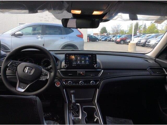 2019 Honda Accord EX-L 1.5T (Stk: 19-0492) in Ottawa - Image 6 of 8