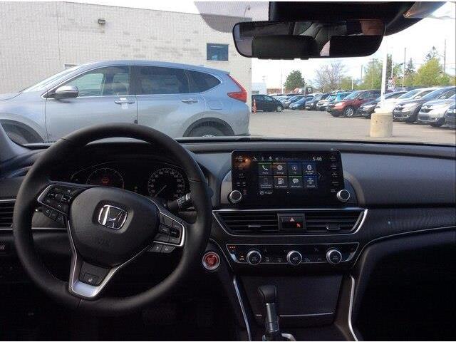 2019 Honda Accord EX-L 1.5T (Stk: 19-0492) in Ottawa - Image 7 of 8