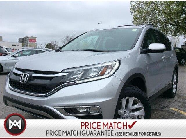 2016 Honda CR-V EX-L (Stk: 19-0462A) in Ottawa - Image 1 of 22