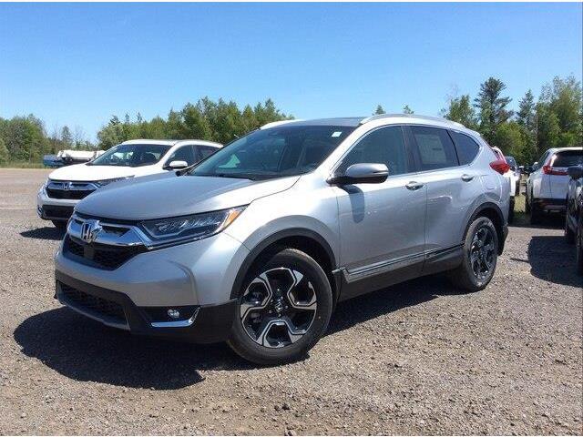 2019 Honda CR-V Touring (Stk: 19-0698) in Ottawa - Image 1 of 9