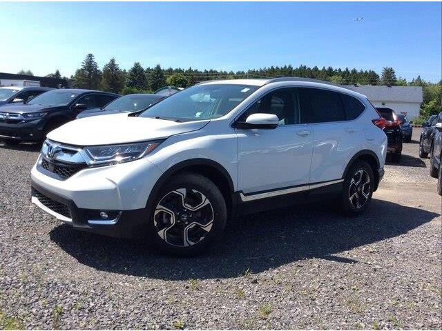 2019 Honda CR-V Touring (Stk: 19-0796) in Ottawa - Image 1 of 9