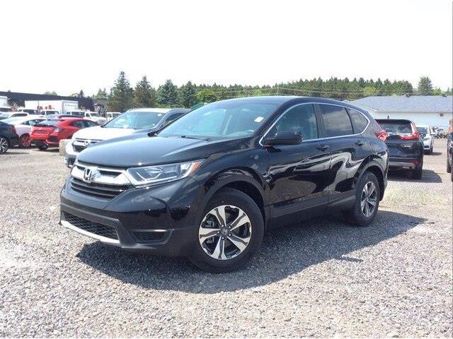 2019 Honda CR-V LX (Stk: 19-0821) in Ottawa - Image 1 of 10