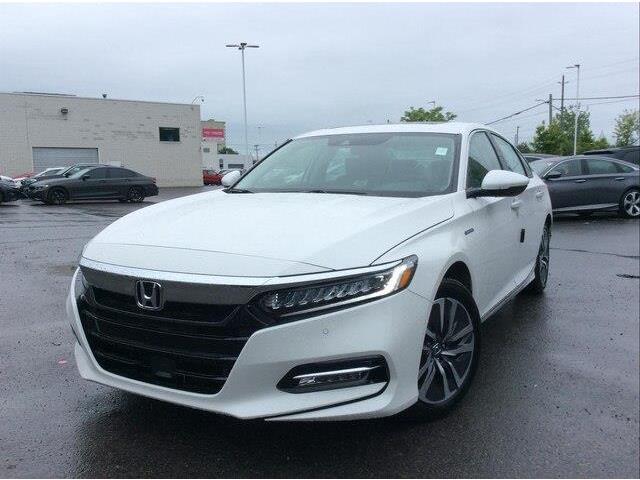 2019 Honda Accord Hybrid Touring (Stk: 19-0848) in Ottawa - Image 1 of 16