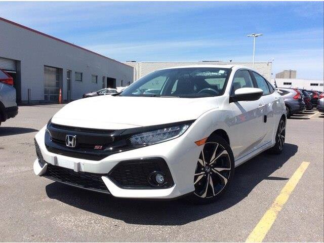 2019 Honda Civic Si Base (Stk: 19-0898) in Ottawa - Image 1 of 19