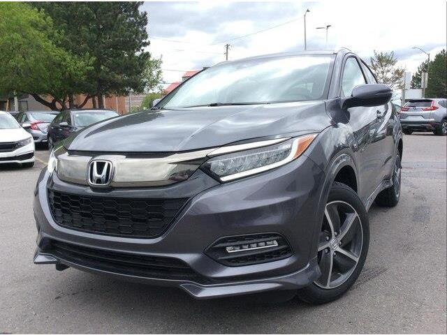 2019 Honda HR-V Touring (Stk: 19-0924) in Ottawa - Image 1 of 1