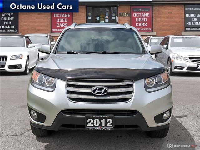 2012 Hyundai Santa Fe GL 3.5 (Stk: ) in Scarborough - Image 2 of 24