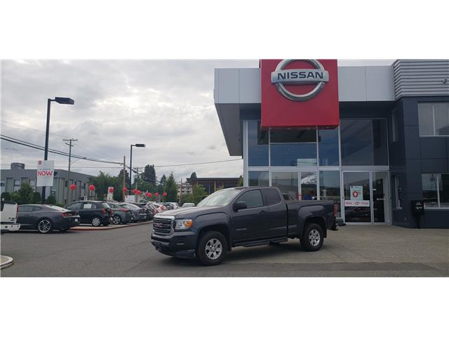 2017 GMC Canyon Base (Stk: 9A7472A) in Duncan - Image 1 of 4