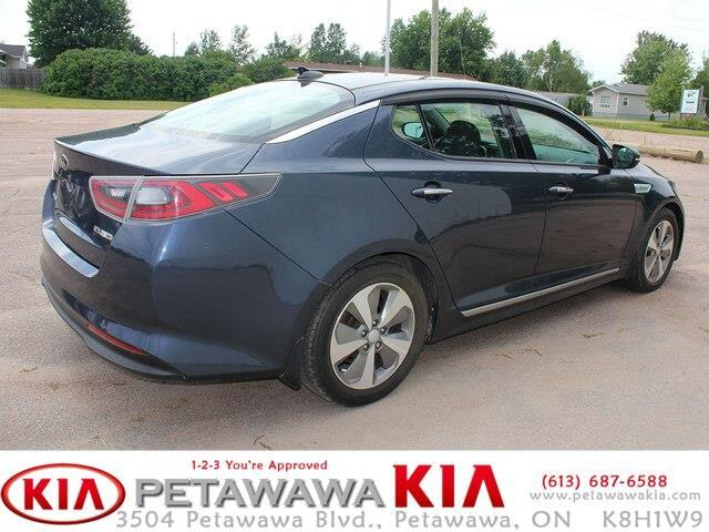 2014 Kia Optima Hybrid EX (Stk: 19068-1) in Petawawa - Image 3 of 22