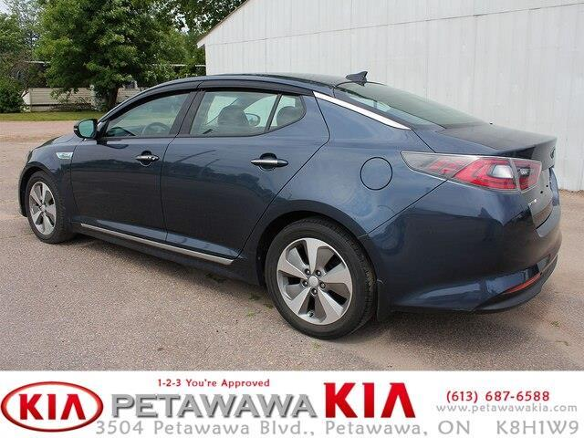 2014 Kia Optima Hybrid EX (Stk: 19068-1) in Petawawa - Image 4 of 22