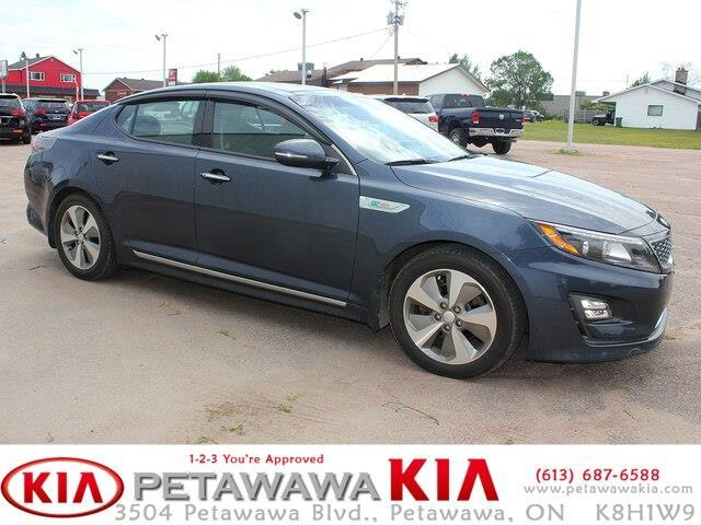 2014 Kia Optima Hybrid EX (Stk: 19068-1) in Petawawa - Image 5 of 22