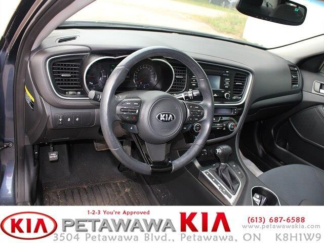2014 Kia Optima Hybrid EX (Stk: 19068-1) in Petawawa - Image 8 of 22