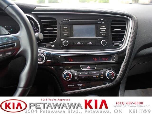 2014 Kia Optima Hybrid EX (Stk: 19068-1) in Petawawa - Image 11 of 22
