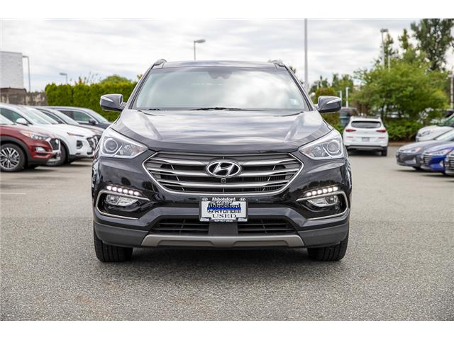 2017 Hyundai Santa Fe Sport 2.0T Ultimate (Stk: KT031550A) in Abbotsford - Image 2 of 27