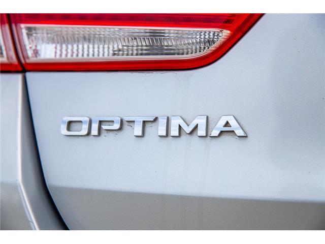 2017 Kia Optima EX Tech (Stk: M1312) in Abbotsford - Image 5 of 24