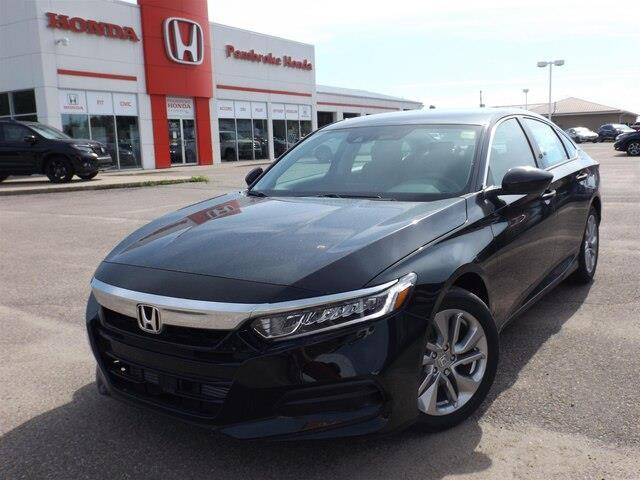 2019 Honda Accord LX 1.5T (Stk: 19160) in Pembroke - Image 1 of 21