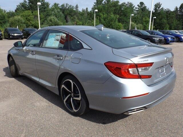 2019 Honda Accord Sport 1.5T (Stk: 19048) in Pembroke - Image 11 of 25