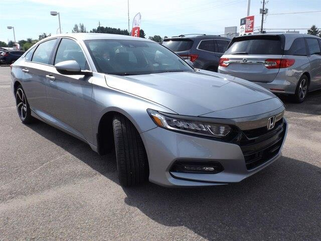2019 Honda Accord Sport 1.5T (Stk: 19048) in Pembroke - Image 12 of 25