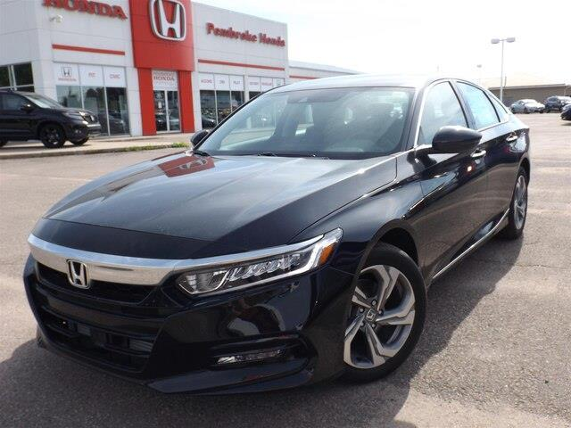2019 Honda Accord EX-L 1.5T (Stk: 19068) in Pembroke - Image 1 of 24