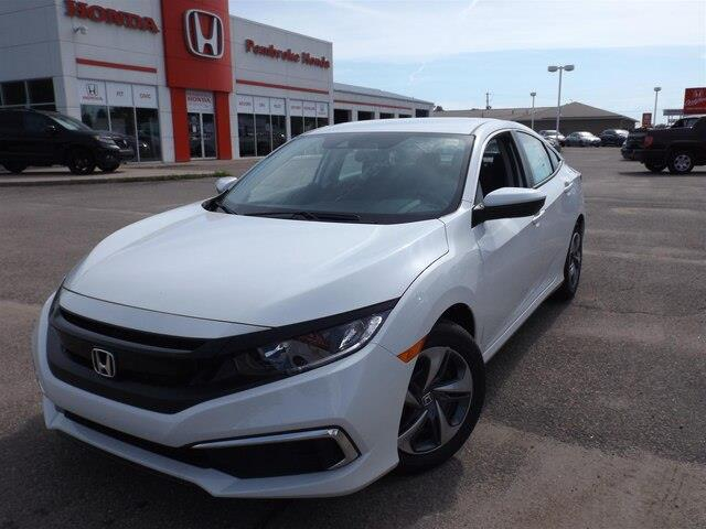 2019 Honda Civic LX (Stk: 19240) in Pembroke - Image 1 of 23