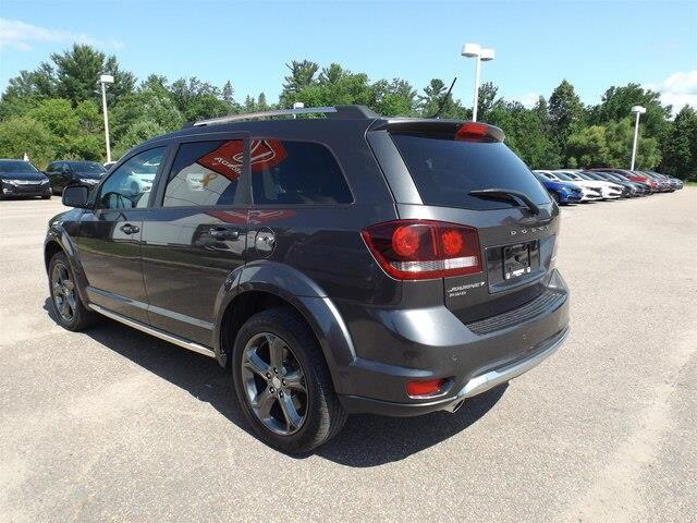 2016 Dodge Journey Crossroad (Stk: 19252A) in Pembroke - Image 6 of 26