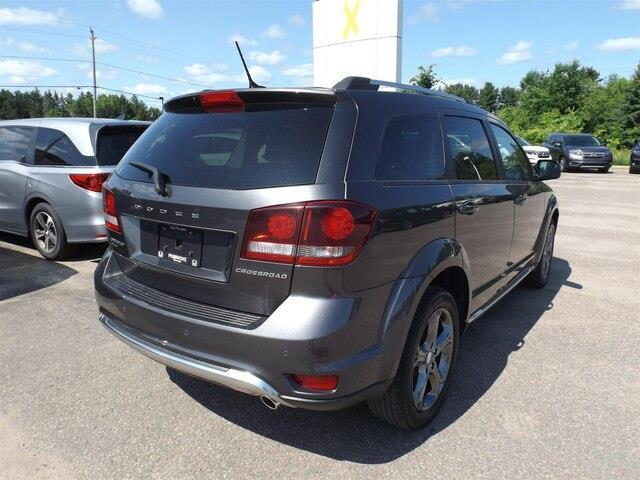 2016 Dodge Journey Crossroad (Stk: 19252A) in Pembroke - Image 7 of 26