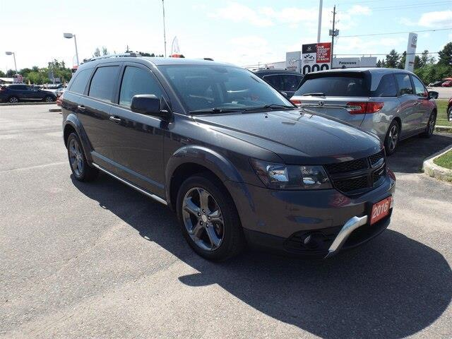 2016 Dodge Journey Crossroad (Stk: 19252A) in Pembroke - Image 8 of 26
