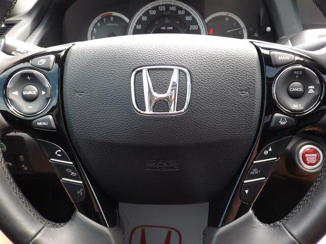 2017 Honda Accord Touring (Stk: P7418) in Pembroke - Image 11 of 27