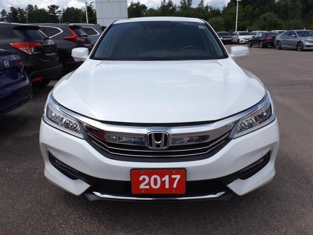 2017 Honda Accord Touring (Stk: P7418) in Pembroke - Image 21 of 27