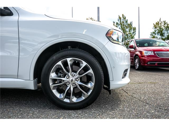 2019 Dodge Durango R/T (Stk: AG0952) in Abbotsford - Image 12 of 25