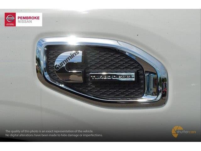 2019 Nissan Titan XD SV Diesel (Stk: 19190) in Pembroke - Image 7 of 20