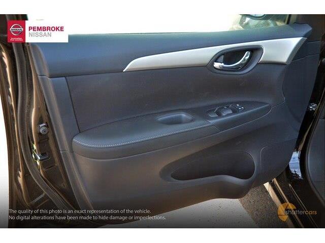 2019 Nissan Sentra 1.8 S (Stk: 19241) in Pembroke - Image 9 of 20