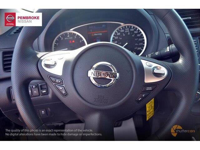 2019 Nissan Sentra 1.8 S (Stk: 19241) in Pembroke - Image 12 of 20