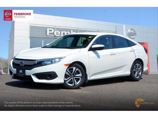 2017 Honda Civic LX (Stk: 19038A) in Pembroke - Image 2 of 20