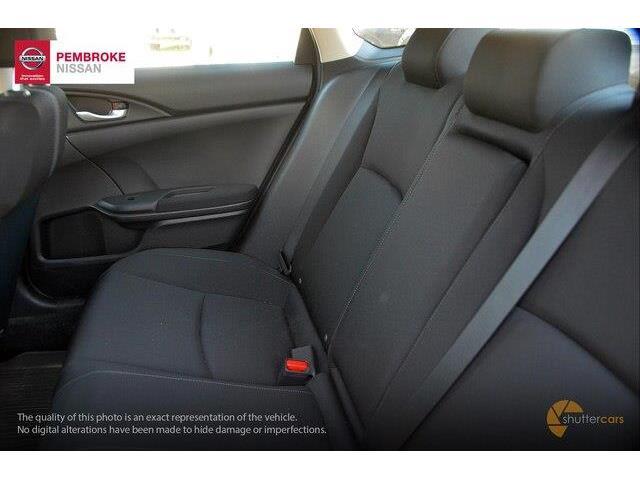 2017 Honda Civic LX (Stk: 19038A) in Pembroke - Image 7 of 20