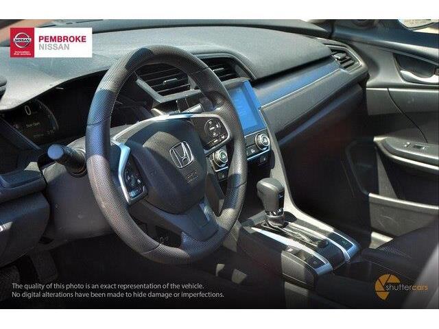 2017 Honda Civic LX (Stk: 19038A) in Pembroke - Image 8 of 20