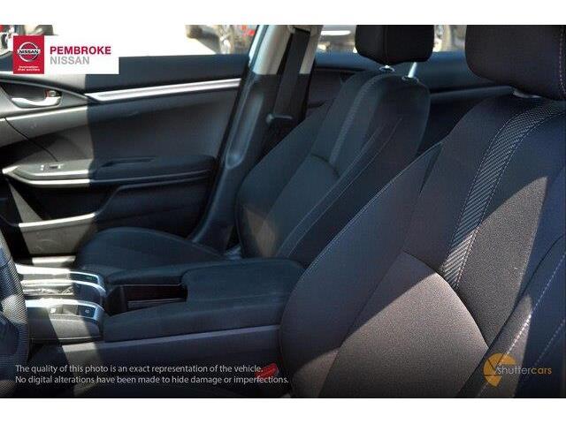 2017 Honda Civic LX (Stk: 19038A) in Pembroke - Image 9 of 20