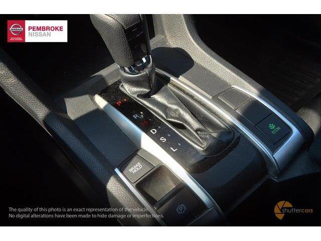 2017 Honda Civic LX (Stk: 19038A) in Pembroke - Image 16 of 20