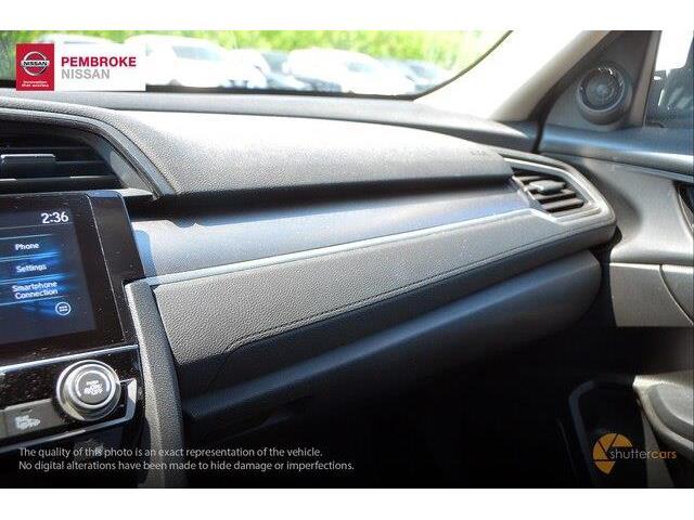 2017 Honda Civic LX (Stk: 19038A) in Pembroke - Image 17 of 20