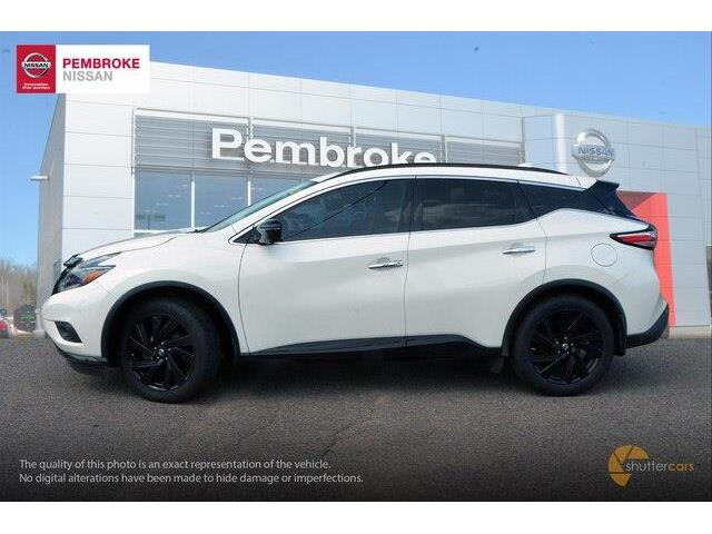 2018 Nissan Murano Midnight Edition (Stk: 18437A) in Pembroke - Image 3 of 20