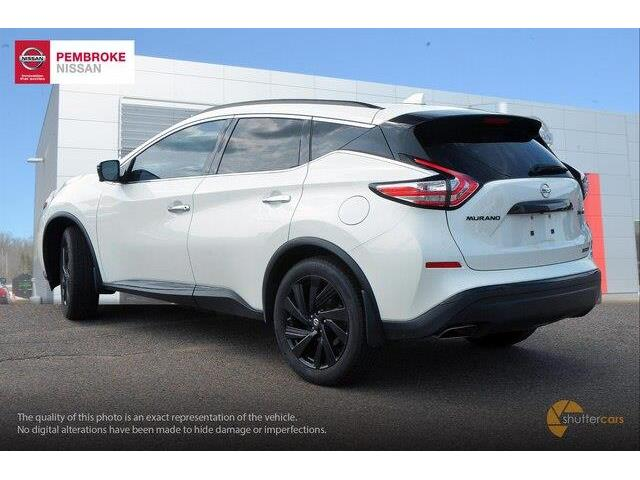 2018 Nissan Murano Midnight Edition (Stk: 18437A) in Pembroke - Image 4 of 20