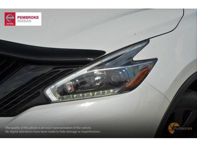 2018 Nissan Murano Midnight Edition (Stk: 18437A) in Pembroke - Image 6 of 20