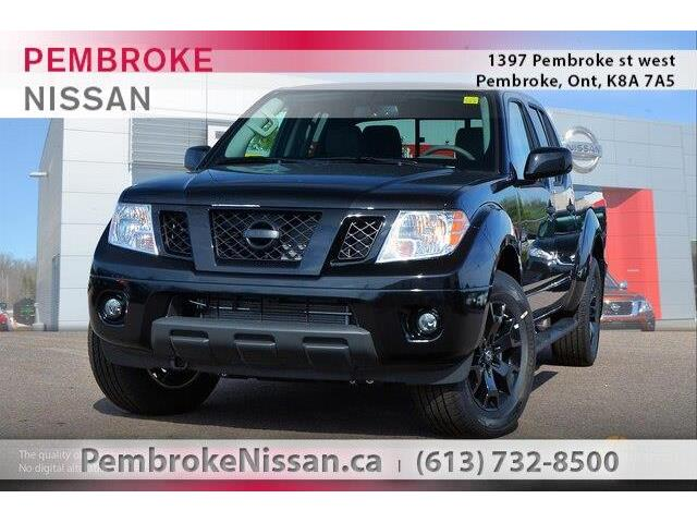 2019 Nissan Frontier Midnight Edition (Stk: 19278) in Pembroke - Image 1 of 20
