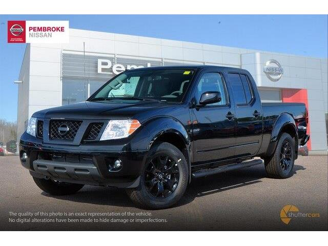 2019 Nissan Frontier Midnight Edition (Stk: 19278) in Pembroke - Image 2 of 20