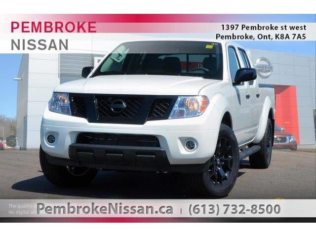2019 Nissan Frontier Midnight Edition (Stk: 19280) in Pembroke - Image 1 of 20