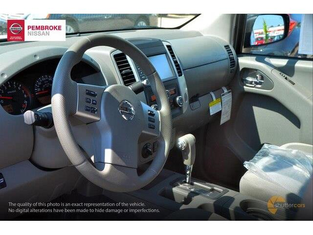 2019 Nissan Frontier Midnight Edition (Stk: 19280) in Pembroke - Image 9 of 20