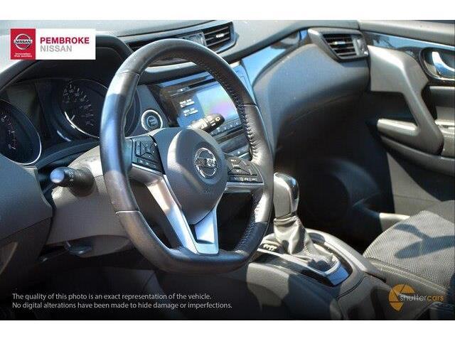 2017 Nissan Qashqai  (Stk: 19245A) in Pembroke - Image 9 of 20