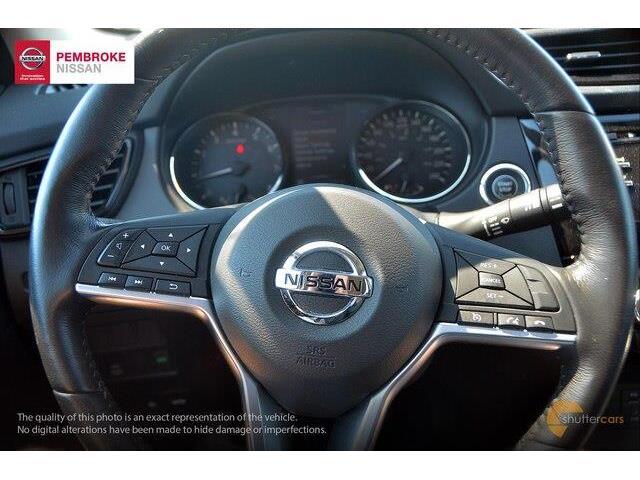 2017 Nissan Qashqai  (Stk: 19245A) in Pembroke - Image 11 of 20