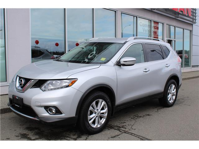 2016 Nissan Rogue SV (Stk: 9R6022A) in Nanaimo - Image 1 of 9